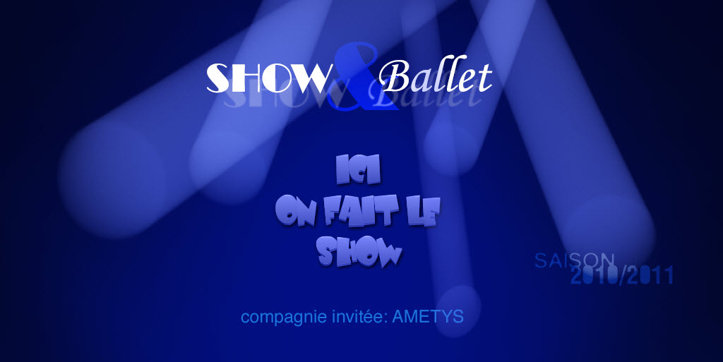 show and ballet